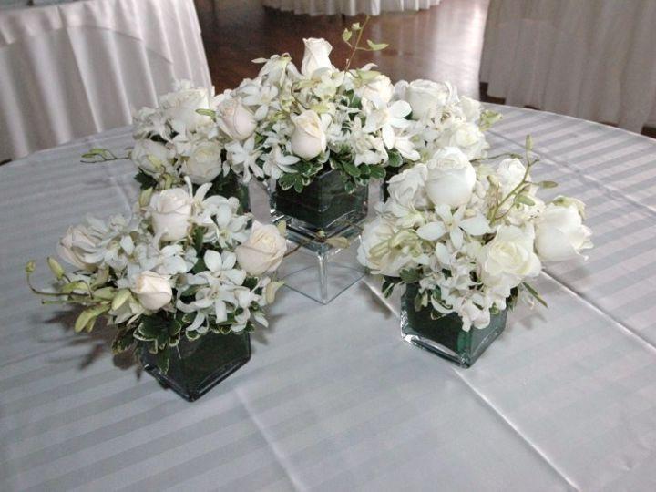 Tmx 1373644680644 Centerpiece 34 New York, NY wedding florist