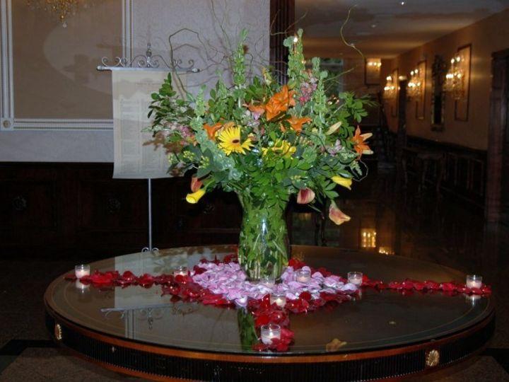 Tmx 1373644722773 Escort Table 4 New York, NY wedding florist