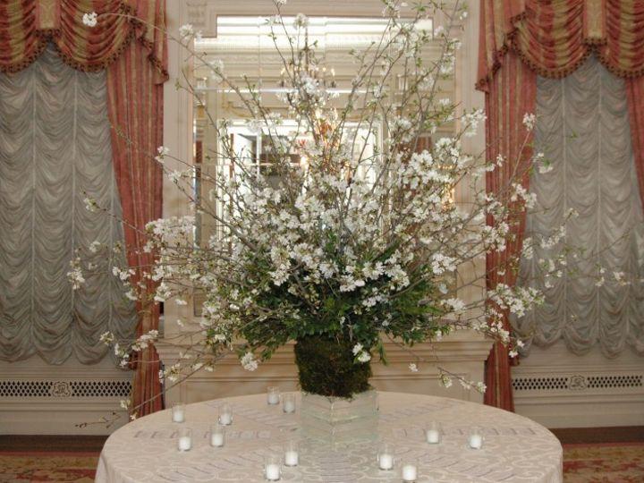 Tmx 1373644725578 Escort Table 8 New York, NY wedding florist