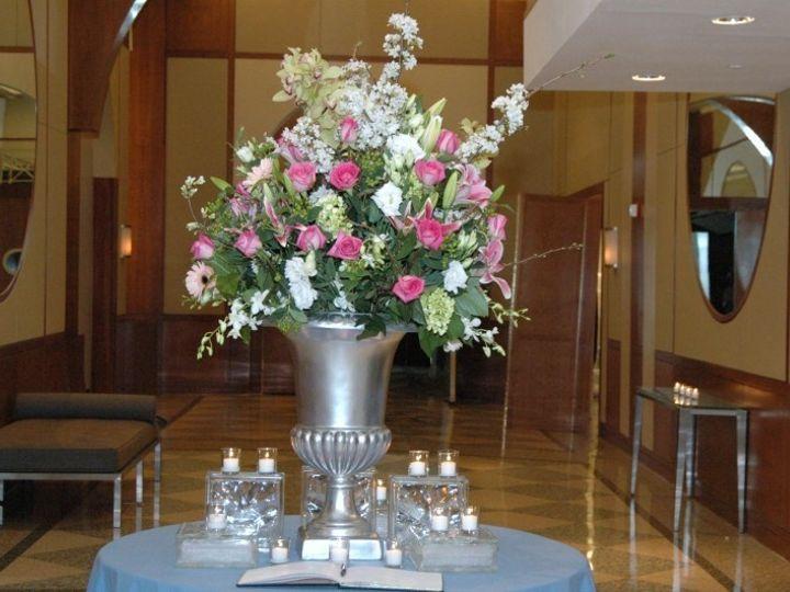 Tmx 1373644728379 Escort Table 9 New York, NY wedding florist