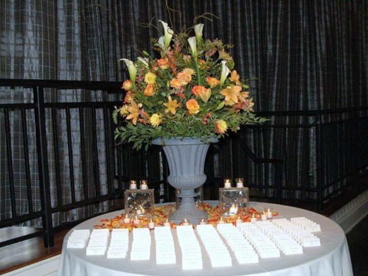 Tmx 1373644737561 Escort Table 18 New York, NY wedding florist