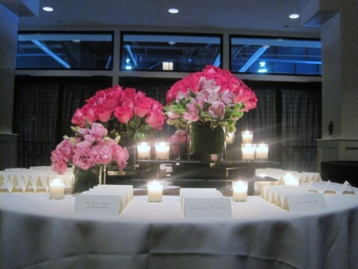 Tmx 1373644740383 Escort Table 24 New York, NY wedding florist