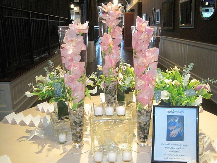 Tmx 1373644743181 Escort Table 26 New York, NY wedding florist
