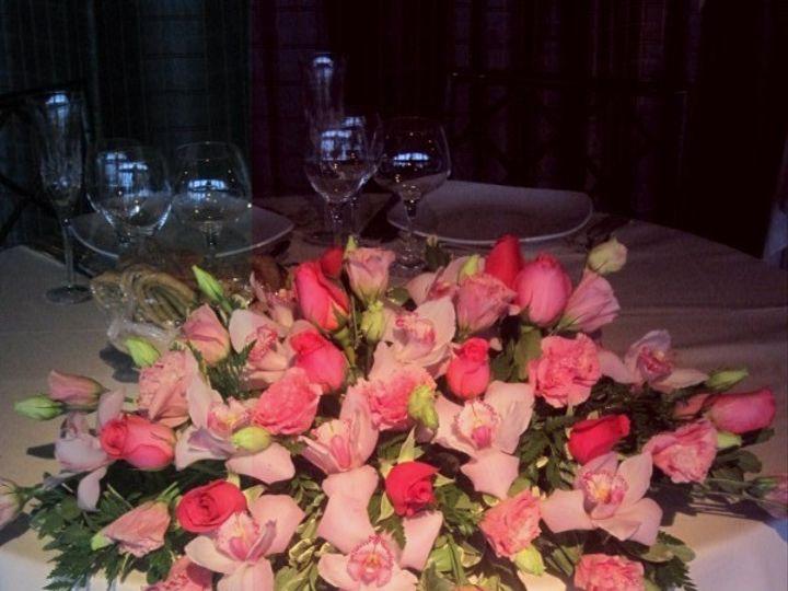 Tmx 1373644749499 Sweetheart Table 5 New York, NY wedding florist