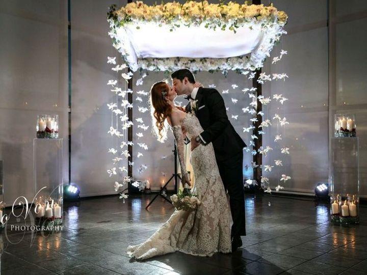 Tmx 1521072852 0b4fbe1ee7cef0a5 Floating Chuppah Photo New York, NY wedding florist