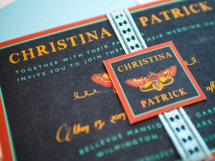 Tmx 1370962370817 Butterflyinvite 002 Wilmington wedding invitation