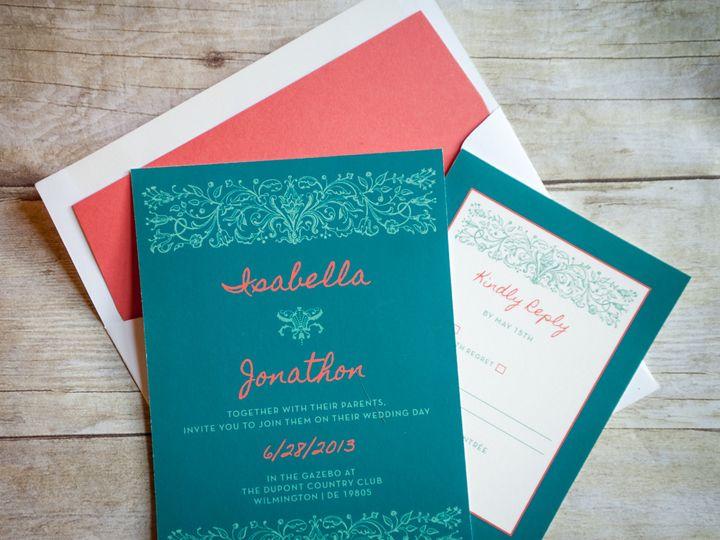 Tmx 1370962423920 Inviteweb4 021 Wilmington wedding invitation