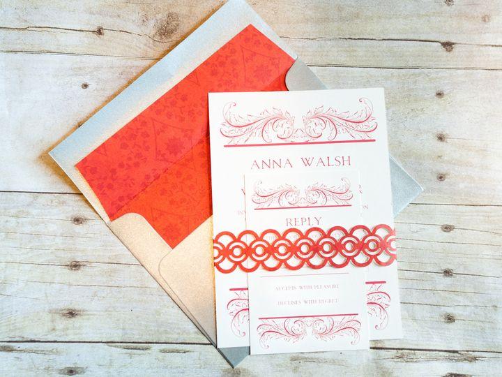 Tmx 1372267659654 Inviteweb3 012 Wilmington wedding invitation