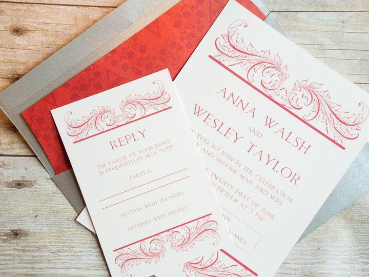 Tmx 1372267662705 Inviteweb3 016 Wilmington wedding invitation
