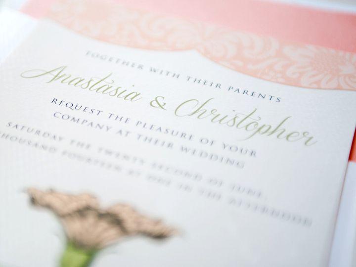 Tmx 1372614718906 Petuniainvite 005b Wilmington wedding invitation
