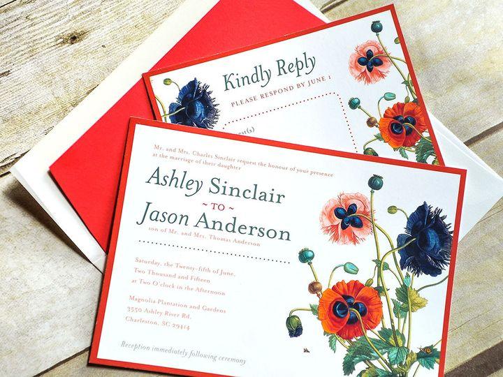 Tmx 1372616312655 Wedinvites0623 007web Wilmington wedding invitation