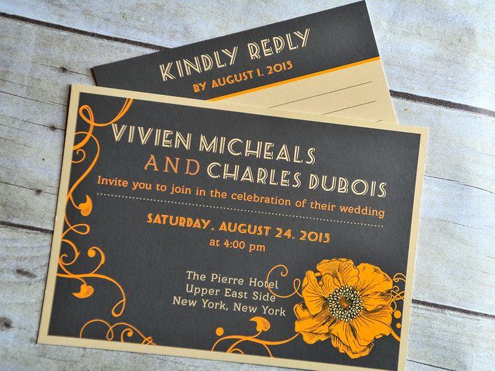 Tmx 1372617604714 Wedinvites0623 017web Wilmington wedding invitation