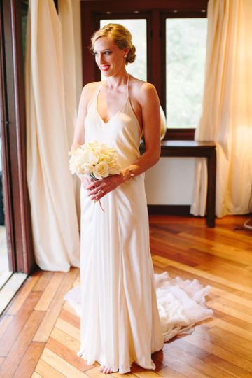 Bride in her final look | Photo by Absolutely Loved Photography