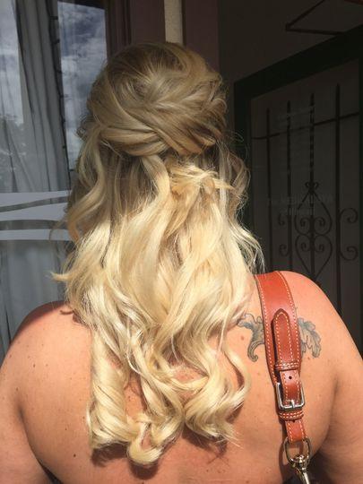 Bridal Hair- extensions
