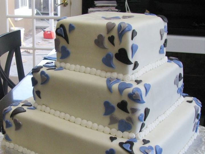 Tmx 1276630995904 69 Modesto, California wedding cake