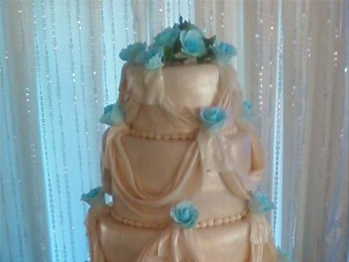 Tmx 1465513112544 16571416199918944442406805n Modesto, California wedding cake