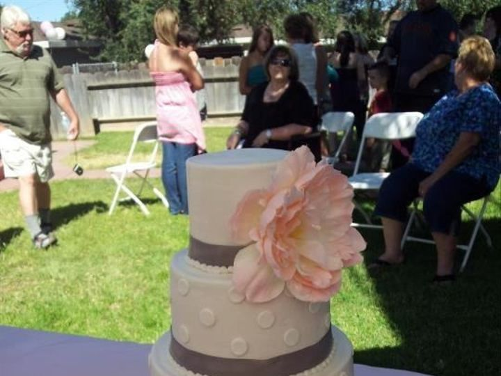 Tmx 1465513170443 54169037607019708581935583526n Modesto, California wedding cake