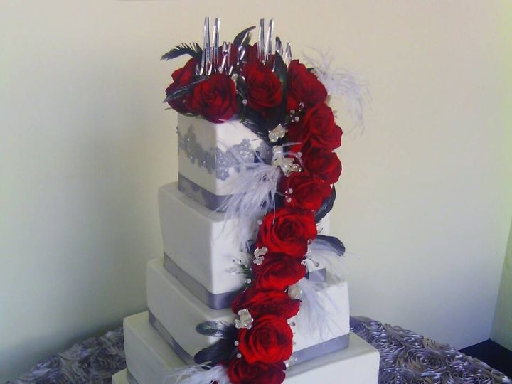 Tmx 1465513180047 84132110202277937204593955001848o Modesto, California wedding cake