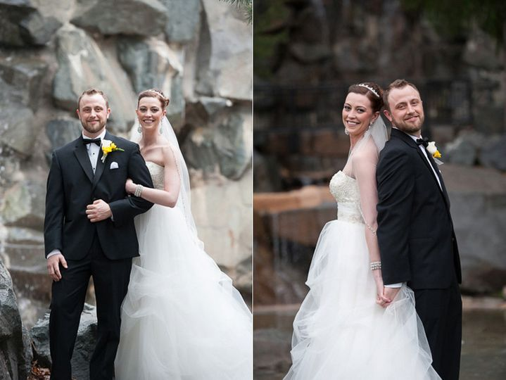 The happy couple - Poppy Seed Photography