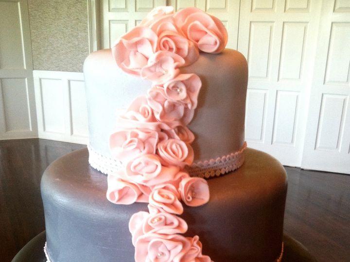 Tmx 1374450189963 015 2 Overland Park wedding cake
