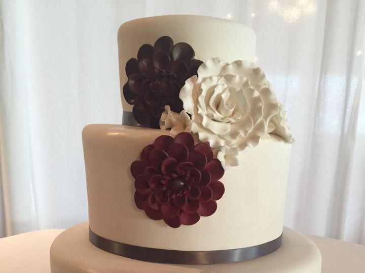 Tmx 1416419570125 Img1209 Overland Park wedding cake