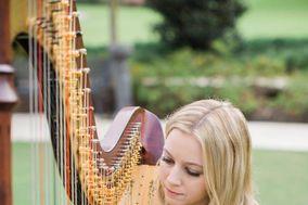 Harpist Kellie Q