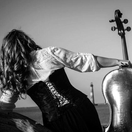 Solo cellist- Folly Beach, SC