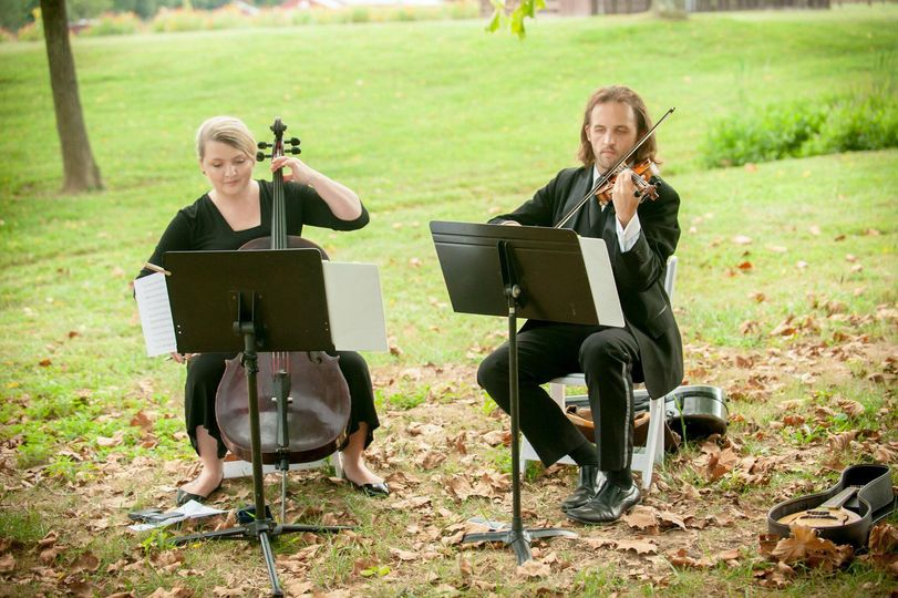 String Duo- Hidden River