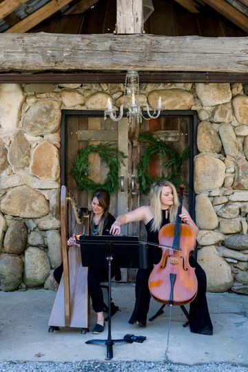 Harp and cello | Kelsey Halm