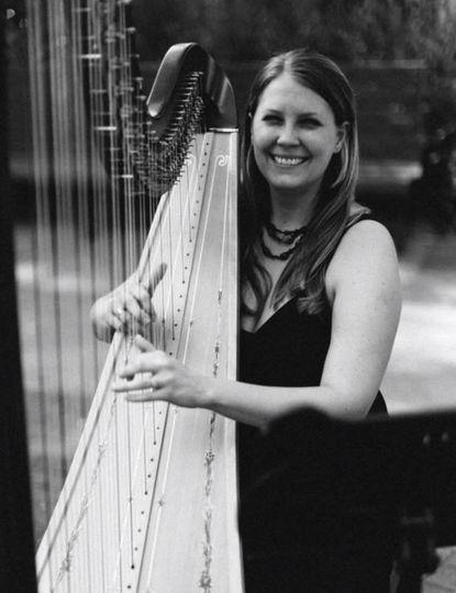 Michelle, harpist