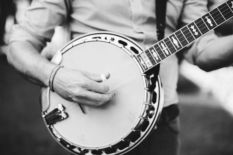Banjo by Sheila Mraz