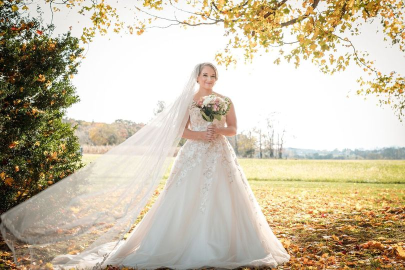 Shenandoah Valley Bride