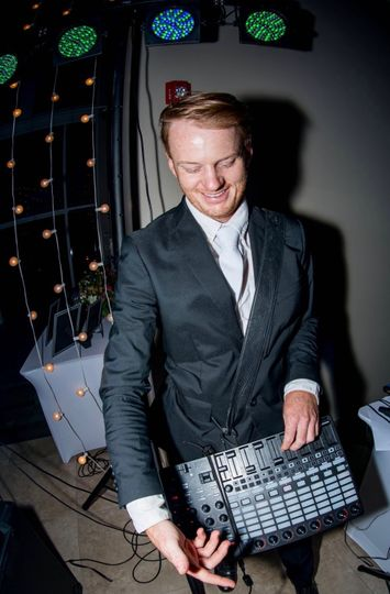 DJ Liam Grist