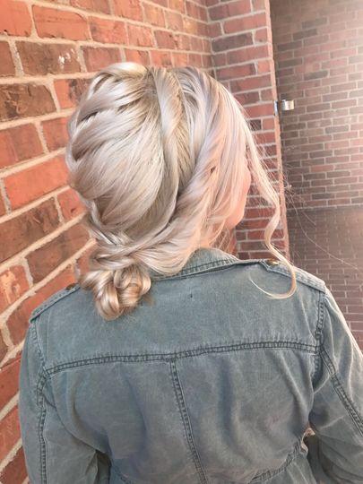 Tiffani Hair