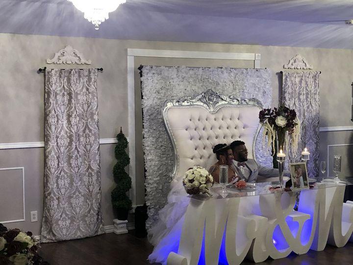 Le Clé Chateau - newlyweds