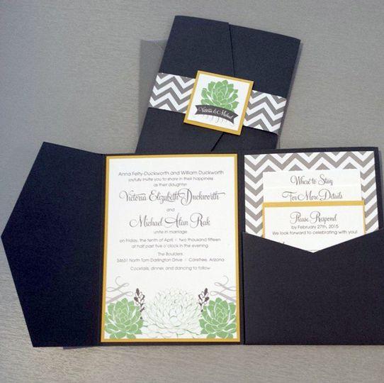 Be In Love Designs Invitations Scottsdale Az Weddingwire
