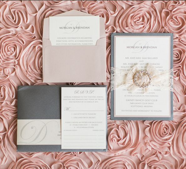 Be In Love Designs Invitations Scottsdale AZ WeddingWire