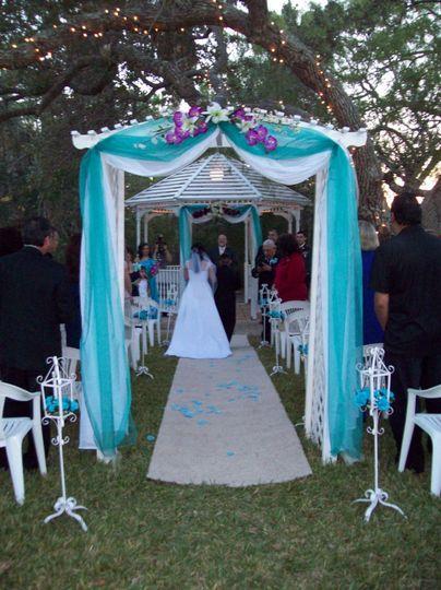 Fiesta Gardens Reception Hall And Wedding Chapel Venue Corpus