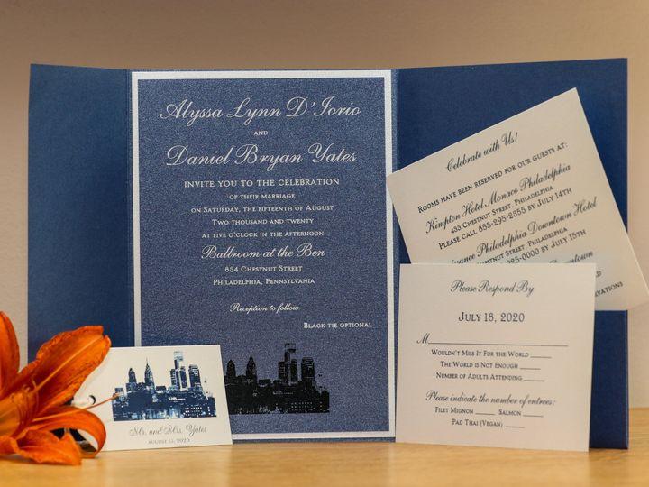 Tmx 5l7a0281 51 969476 159898596969006 Downingtown, PA wedding invitation
