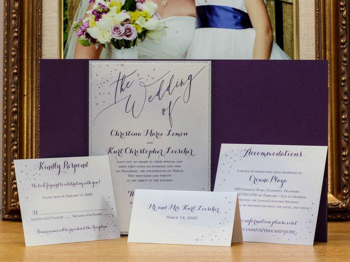 Tmx 5l7a0320 51 969476 159898620316322 Downingtown, PA wedding invitation