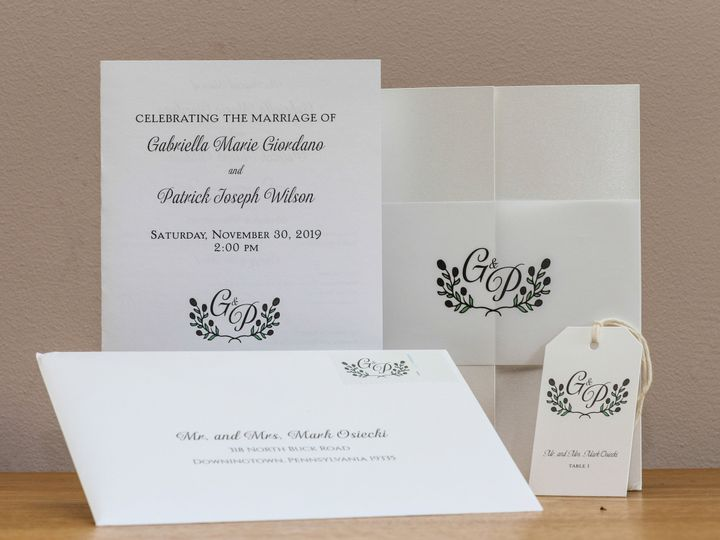 Tmx 5l7a0474 51 969476 159898607687001 Downingtown, PA wedding invitation
