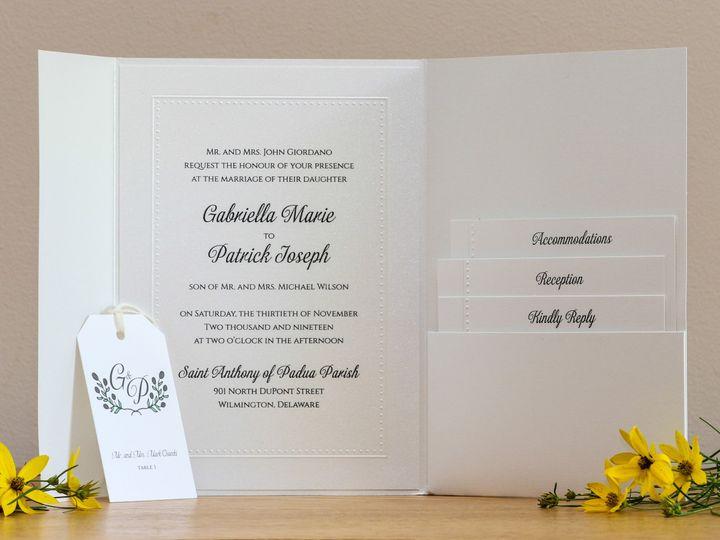 Tmx 5l7a0490 51 969476 159898607366522 Downingtown, PA wedding invitation