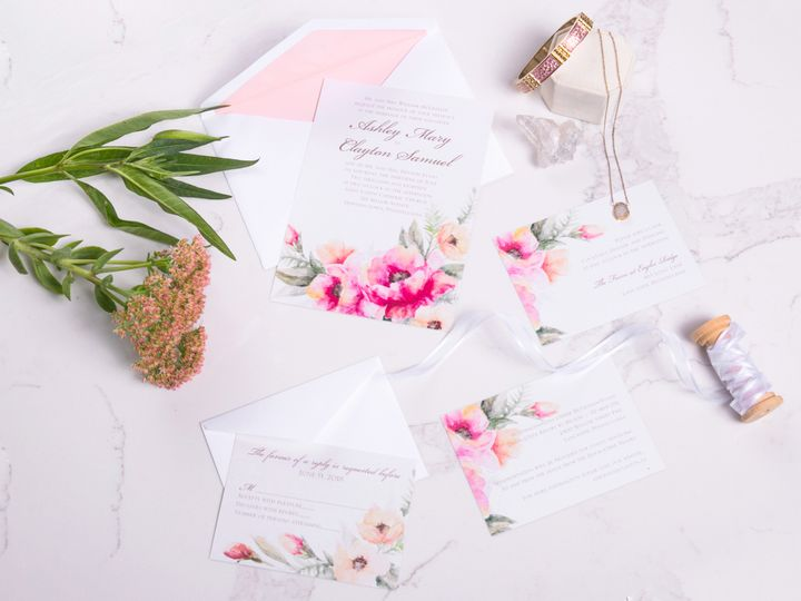 Tmx I Do 002 51 969476 V1 Downingtown, PA wedding invitation