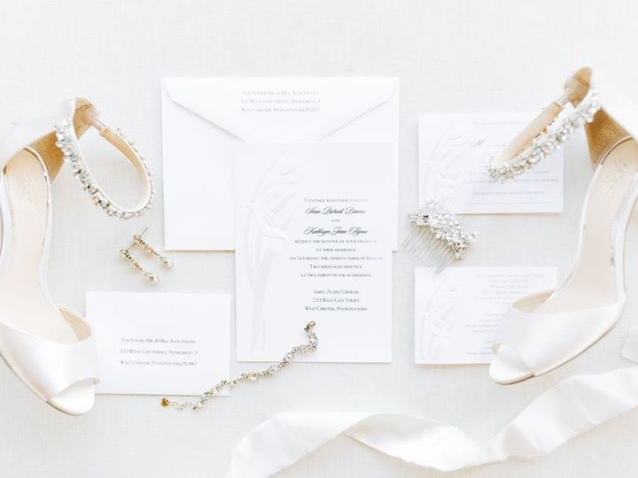 Tmx Image1 2 51 969476 1555500908 Downingtown, PA wedding invitation