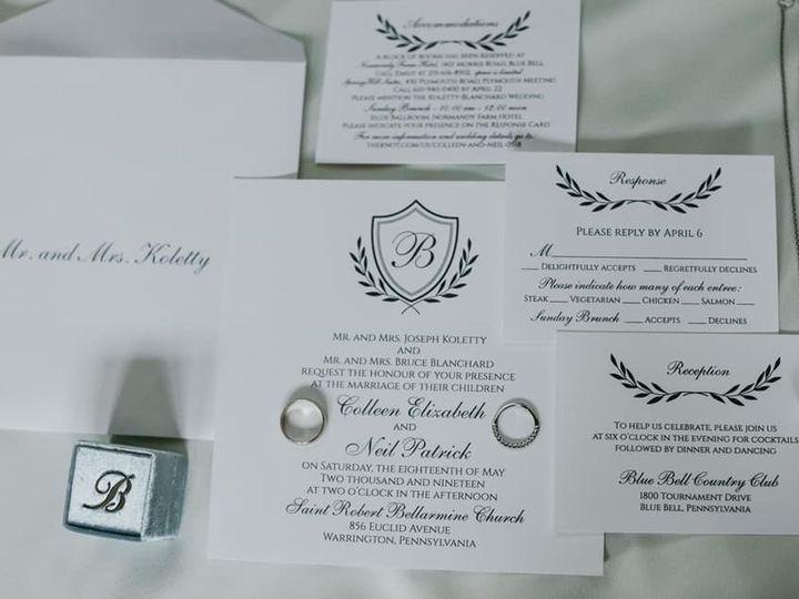Tmx Img 1307 51 969476 1572688344 Downingtown, PA wedding invitation