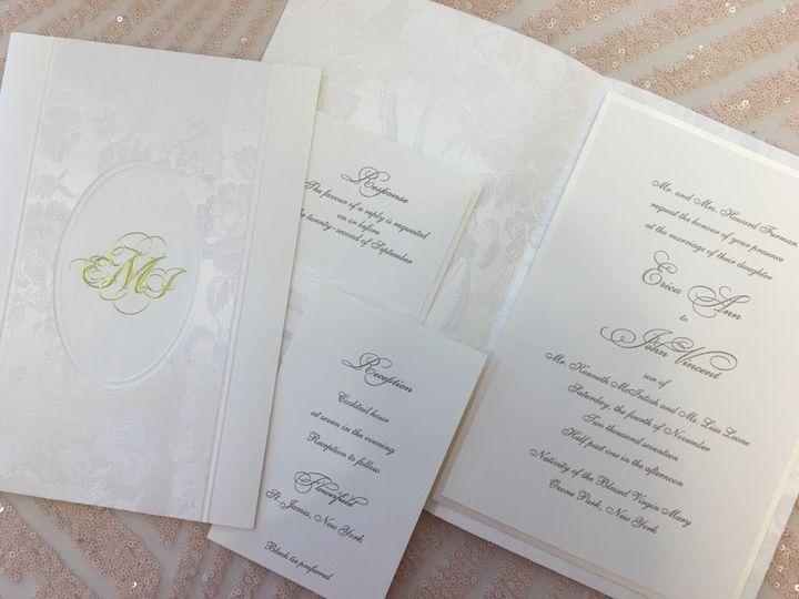 Tmx 1510101827542 7ae5e709 5000 4af5 A962 E34d20fe5170 Massapequa Park, NY wedding invitation