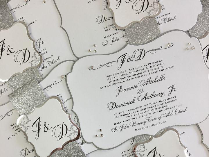 Tmx 1510101877989 Img0547 Massapequa Park, NY wedding invitation