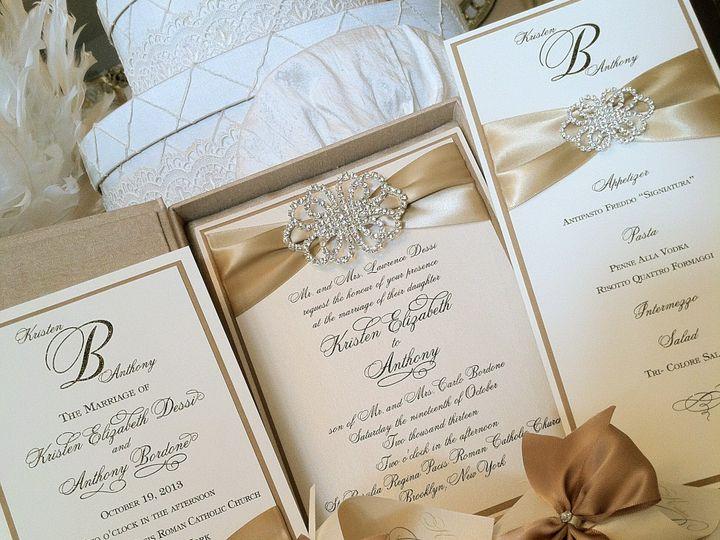 Tmx 1510101887286 Fta Massapequa Park, NY wedding invitation