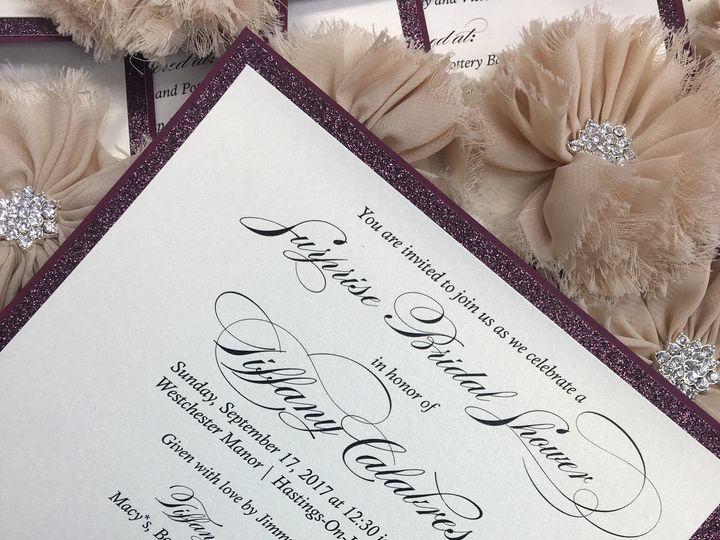 Tmx 1510102005939 Img4396 Massapequa Park, NY wedding invitation