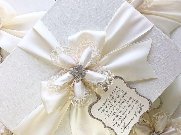 Tmx 1510102079482 Img4847 Massapequa Park, NY wedding invitation
